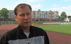 """E.Štrubo: """"Planavome žaisti nuo gynybos ir išnaudoti savo progas"""""""
