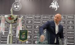 Kovoje dėl LFF taurės laukia varžovai iš A lygos