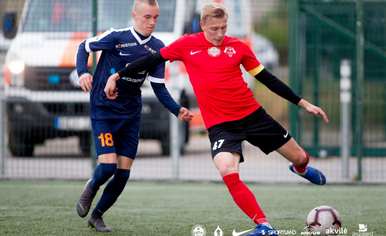 FK Vilnius- Banga 2:2 (santrauka)